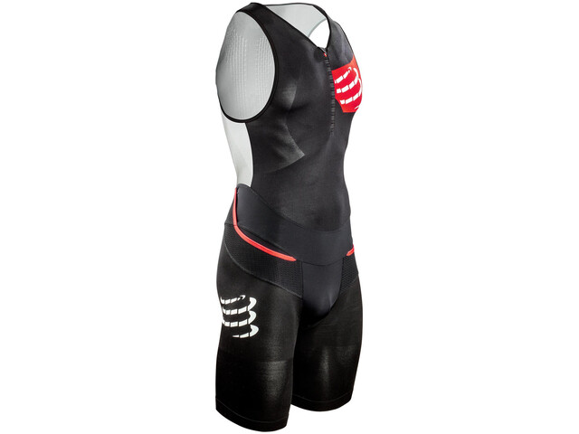 Compressport TR3 Aero Trisuit Men black